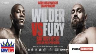 THE FULL STORY ON WILDER VS KLITSCHKO SPARRING!! #klitschkowilder