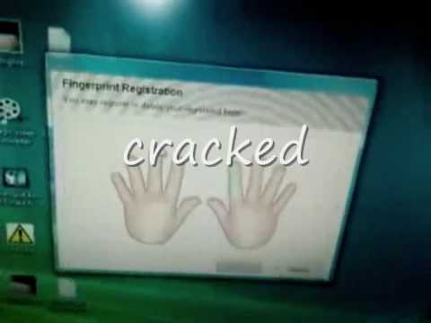 testing my biometric fingerprint reader