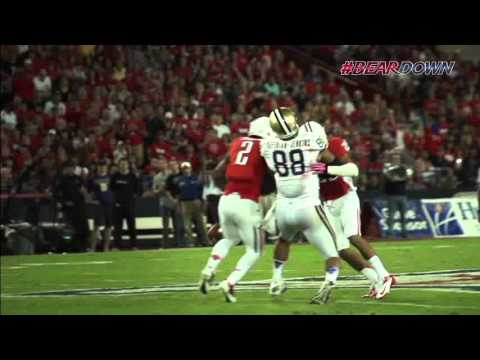 UofA Football - 2012 Season Highlights