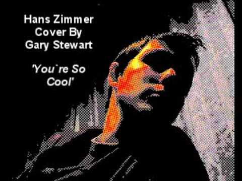 hans zimmer cover of 39 you 39 re so cool 39 youtube