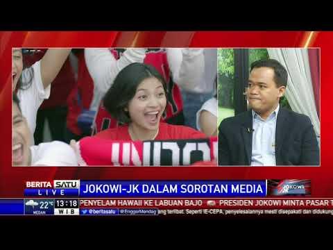 Dialog Special Report: Jokowi-JK dalam Sorotan Media #1