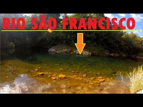 Nossos Cachorros Companheiros -Camping da Sol - Serra da Canastra- MG - Rio São Francisco