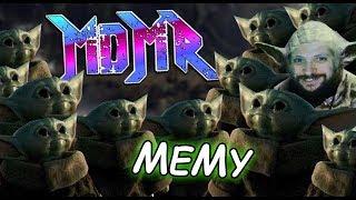Dały Mi Radochę Memy *BABY YODA* - #mdmr s02e10