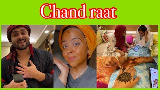 CHAND RAAT | EID DECORATION | EID PREPARATION | EID MESSAGE FOR YOU ALL