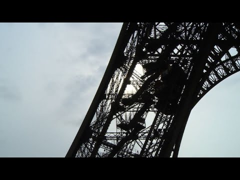 Behind The Scenes Of The Eiffel Tower, 300 Million Visitors In