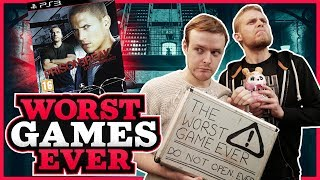 Worst Games Ever - Prison Break: The Conspiracy