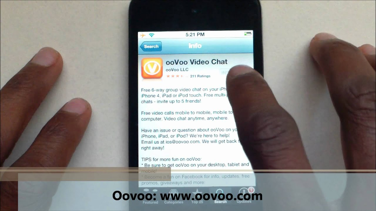 How to add people on oovoo