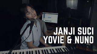 Gambar cover JANJI SUCI ( YOVIE & NUNO ) -  MICHELA THEA COVER