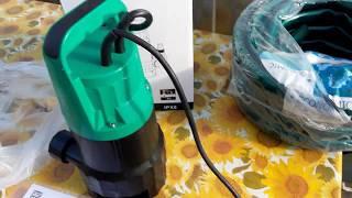 Недорогой погружной насос для грязной воды. Часть 1. Обзор