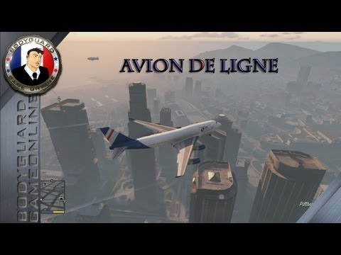 gta 5 avion de ligne a380 vol crash ahie snif je suis mort youtube. Black Bedroom Furniture Sets. Home Design Ideas