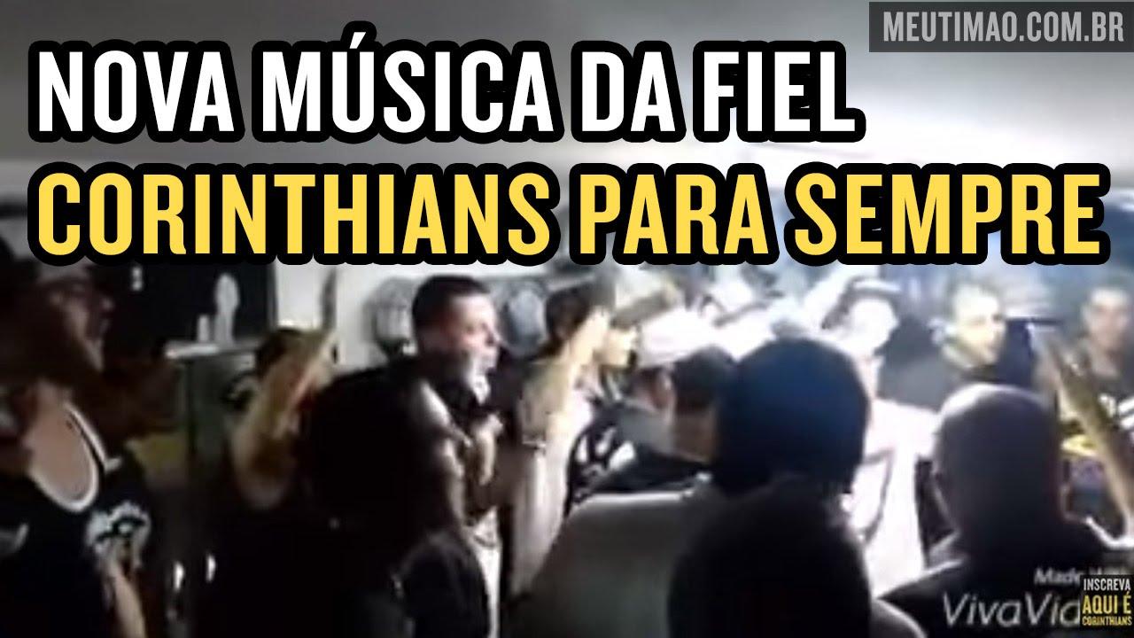 4bc17cb9d048e Corinthians para sempre - A nova música da Fiel Torcida - YouTube