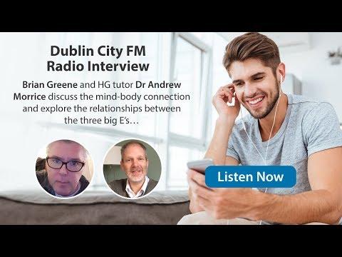 Dublin City Radio   Brian Greene interviews Dr Andrew Morrice
