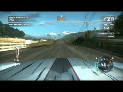 Need for Speed: The Run Hard Action 2:22.93 Platinum medal
