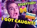 STORYTIME | I GOT CAUGHT MAKING OUT ON THE BUS!