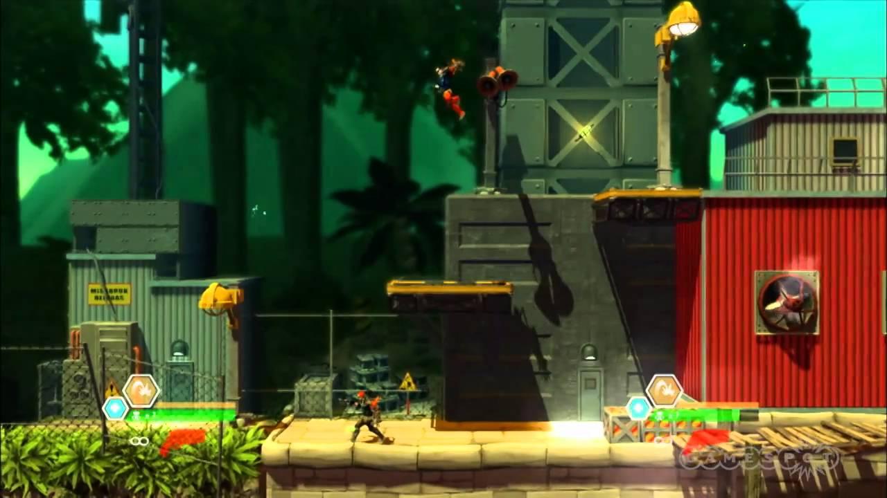 Resultado de imagem para Bionic Commando Rearmed 2