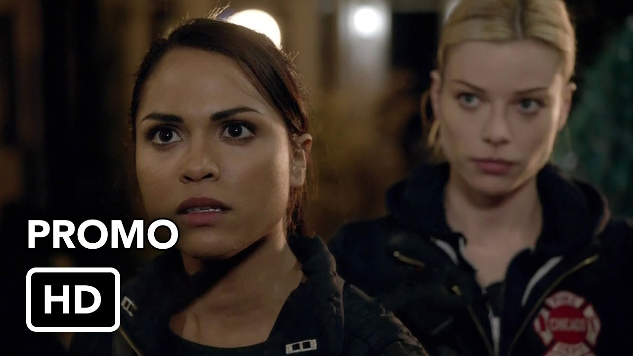 """Download Chicago Fire 1x08 Promo """"Leaving the Station"""" (HD)"""