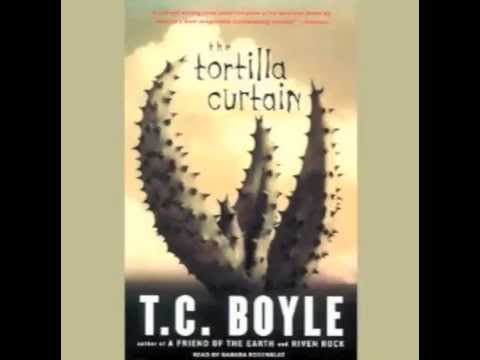 Audiobook Narrator Barbara Rosenblat THE TORTILLA CURTAIN T. C. Boyle