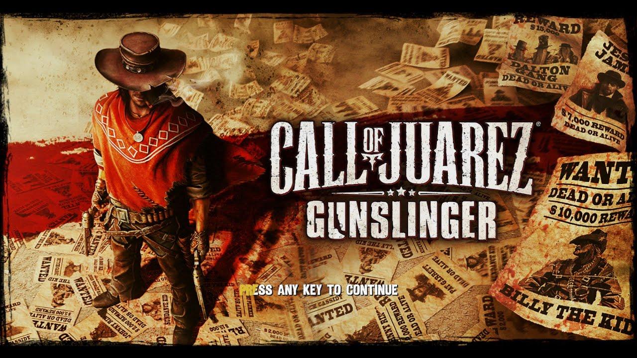 call of juarez gunslinger download in parts