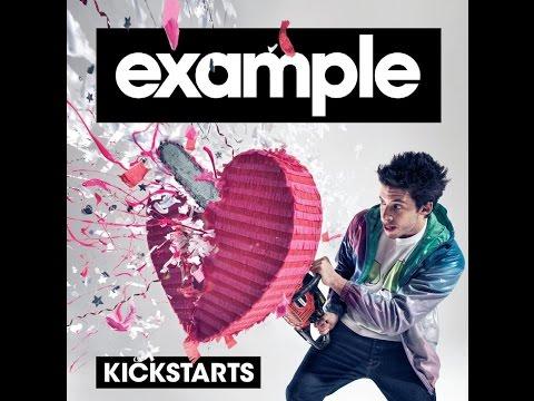 Example - Kickstarts (Bar 9 Remix) (Lyrics)