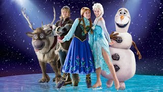 Disney On Ice: 100 years of Magic (Oracle Arena) - Part 2: Frozen