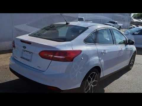 2017 Ford Focus SEL Local Trade 1 Owner