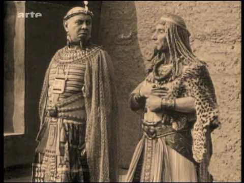 Das Weib des Pharao (1922) - Silent film accompaniment