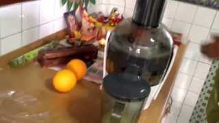 Philips HR1855 Juicer performance. Bought in Singapore expo hall year end sale.