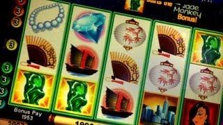 Free Spins on Jade Monkey - 5c Wms Video Slots