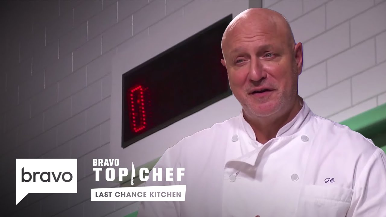 Download Last Chance Kitchen With No Time On the Clock   Top Chef: Last Chance Kitchen (S18 E09)