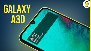 Samsung Galaxy A30 review: better than the Galaxy M30?