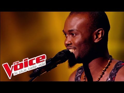 The Voice 2015│Alvy Zamé - Alors on danse (Stromae)│Epreuve Ultime