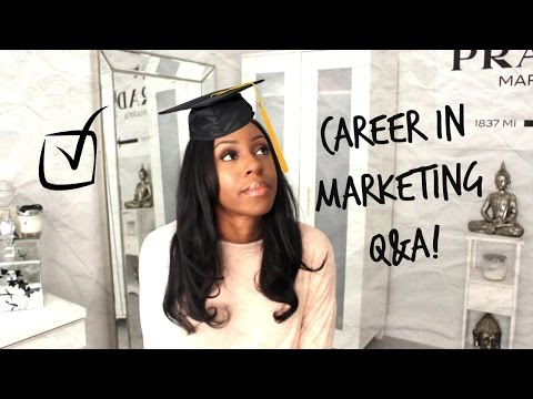 Career In Marketing Q&A Pt.2 | How to Get A Marketing Job - Skills & Getting Experience