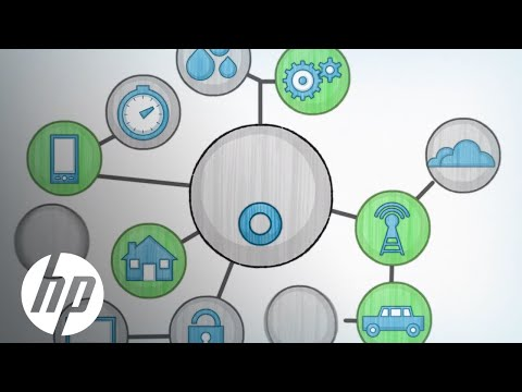 Everything is Connected — Now All You Need is a Platform | HP