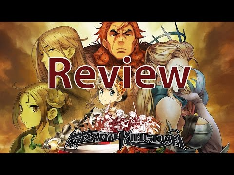🏯Grand Kingdom🏯 Review - Playstation 4 & Vita [English, Full 1080p HD]