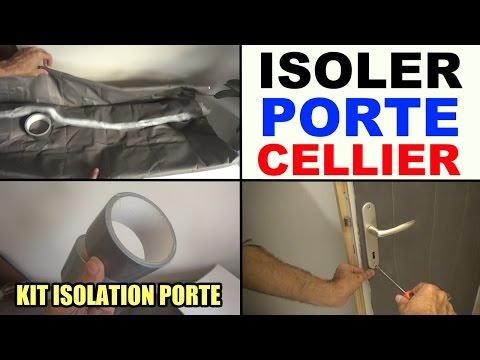 Comment calfeutrer porte d 39 entr e mark lasry doovi for Isoler phoniquement une porte