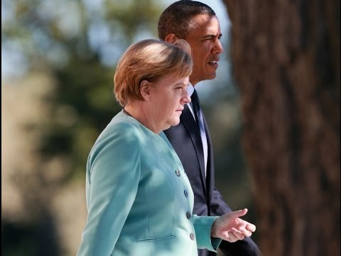 Merkel: U.S. spying on friends is 'not acceptable'