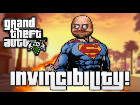 GTA V: Invincibility & Full Health/Armor Cheat Codes! (Xbox & PS3)