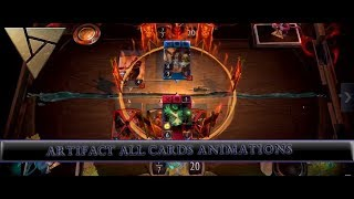 ARTIFACT - BEST CARD ANIMATIONS