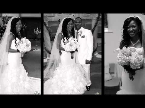 Chasitiy Lewis-Washington l Wedding Day l Forever- Dave Hollister