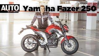 Yamaha Fazer 250 foi toda remodelada para encarar a Honda CB Twister