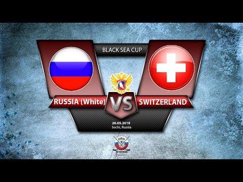 Black Sea Cup. Russia White - Switzerland