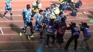 2016年3月12日 川崎 vs 名古屋 85分中村憲剛ゴール