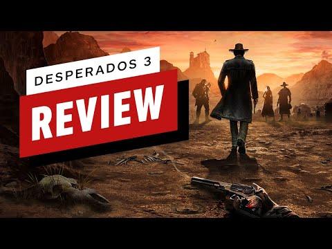 Desperados 3 Review Youtube