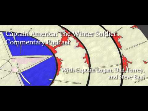 Captain America: The Winter Soldier Commentary Podcast