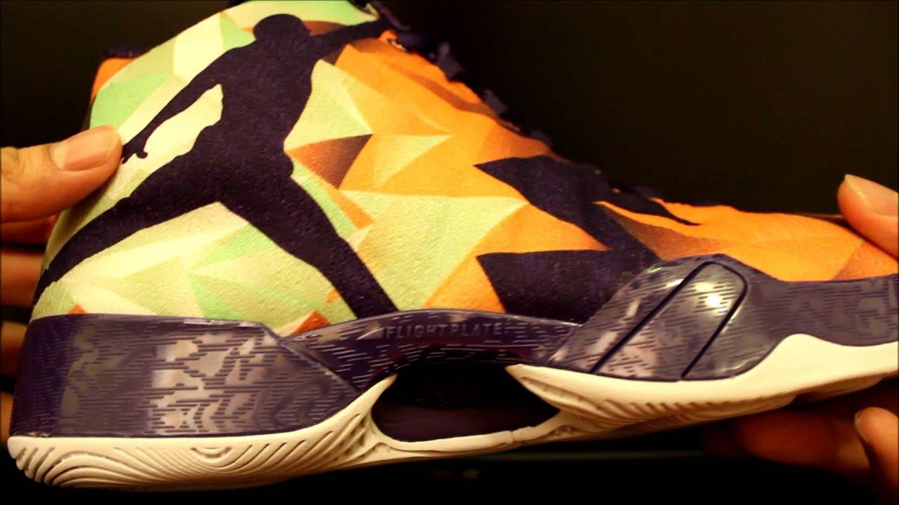 50141198199a8d Nike Air Jordan XX9 Hare review - YouTube