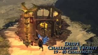 Delve League Challenge Rewards