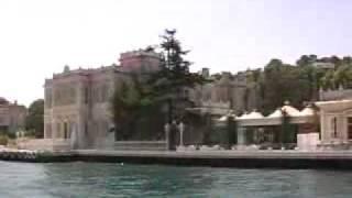 Турция. Стамбул. Босфорский пролив.(http://www.town-explorer.ru/istanbul/ - достопримечательности Стамбула на карте, фото и видео., 2011-10-03T18:47:35.000Z)