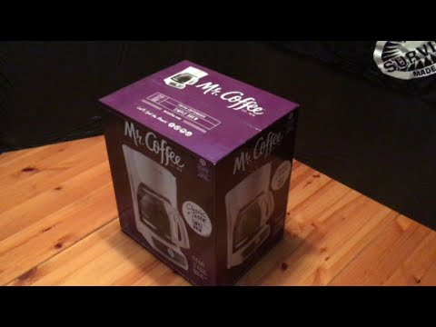 Mr. Coffee 12-Cup Coffee Maker (product reviews)
