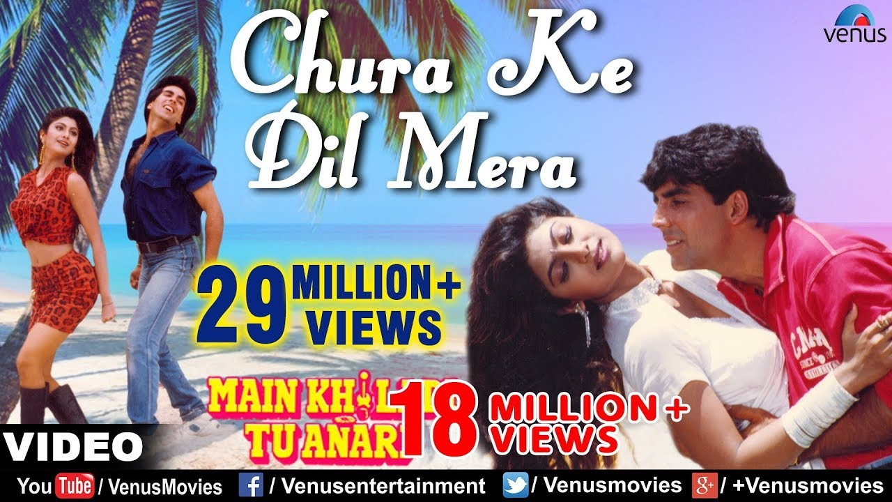 Churake Dil Mera Goriya Chali Music Instrumental Ringtone Download