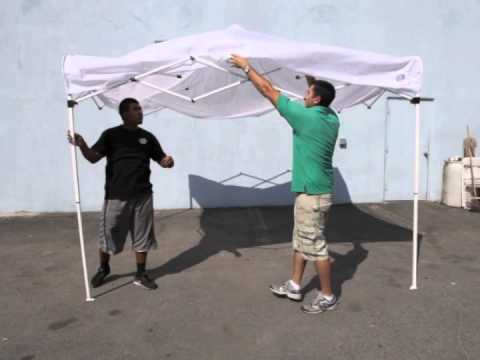 10x10 Tent Rental Popup Canopy EZ Up Tent Setup | Magic Jump Rentals : easy up shade tent - memphite.com